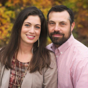 Amy & Michael Billings of Buffalo Ridge