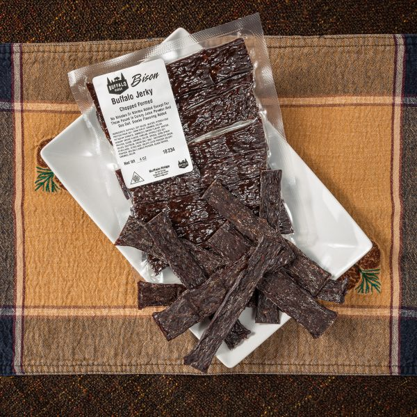 Smoky Chopped Formed Jerky
