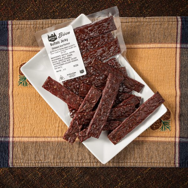 Mild Chopped Formed Jerky