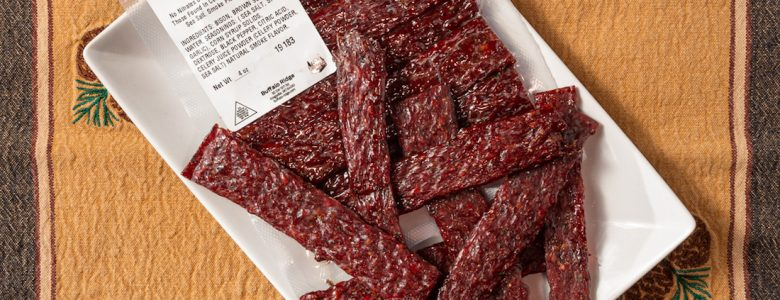 Sweet Peppered Chopped Formed Jerky